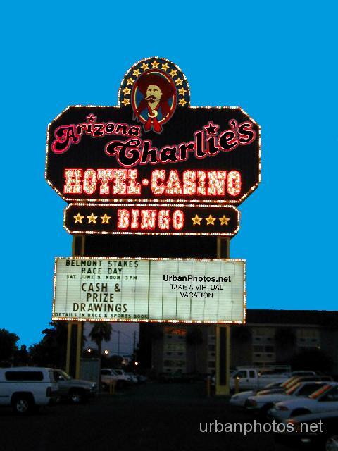Arizona Charlie's, Las Vegas
