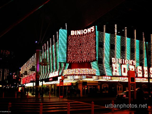 Binions hotel and casino downtown las vegas don laughlens riverside hotel casino
