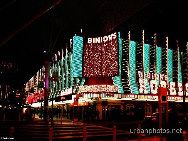 Binions Horseshoe Las Vegas