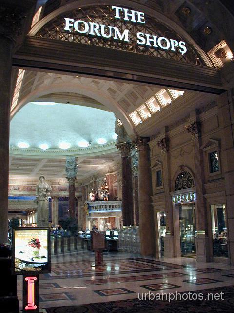 Caesars Forum Shops - Las Vegas