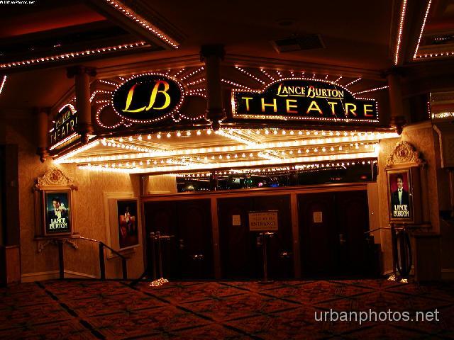 Lance Burton Theatre, Las Vegas