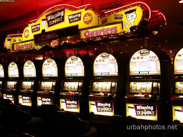 Winning for Dummies slot machines