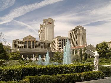 Caesars Palace Las Vegas, August 2007