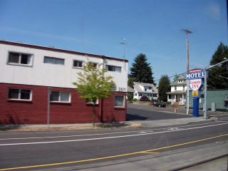 Economy Inn, Interstate Avenue, Portland Oregon