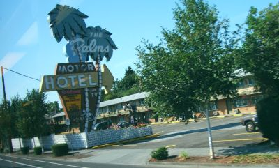 Palms Motel, Interstate Avenue, Portland Oregon