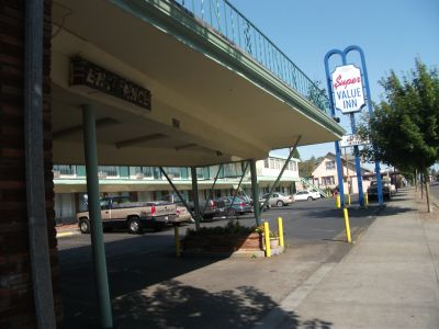 Super Value Inn, Interstate Avenue, Portland Oregon