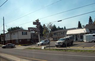 Viking Motel, Interstate Avenue, Portland Oregon