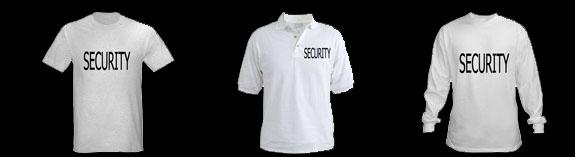 Security apparel